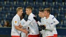 Salzburg 5-1 Astra Giurgiu (Maç Özeti)