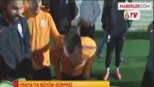 Galatasarayın Yıldızı Yekta Trabzon Yolcusu