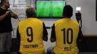 Pele-Coutinho Kapışması!