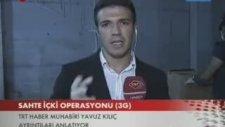 TRT Haber - İçki Sorunsalı