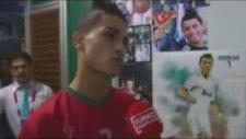 Adanalı Ronaldo Türkçe Olimpiyatları'nda