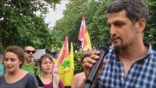 Gezi Parkında Hrant Dink Sokağı Açılışı