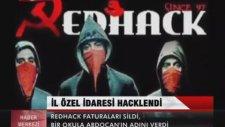 İl Özel Dairesini Hackleyen Redhack
