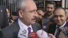 Kemal Kılıçdaroğlu'nun Vakit Muhabiriyle İmtihanı