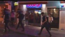 Polisin Düşürdüğü Şarjörü Eylemcinin Teslim Etmesi