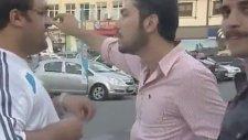 Rize - Muhalif Basını Tehdit Etmek