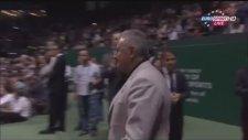 WTA İstanbul Tenis Turnuvası'nda Bakan Yuhalamak