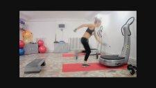 Just Power Plate Bacak Ve Kalça Egzersizi ( 2014 )