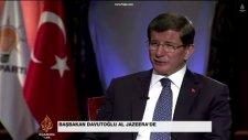 Ahmet Davutoğlu - Suriyelilerin Üniversitelere Sınavsız Girebilme Hakları