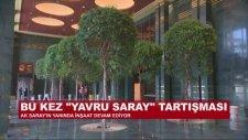 AK Sarayın Yanına 250 Odalı Rezidans