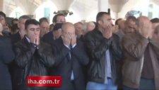 Hüseyin Üzmez'in Cenaze Namazı - Müslüm Gündüz ve Müritleri