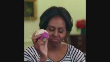 Michelle Obama'dan Turplu Dans