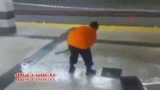 Su Basan Ankara Metrosu