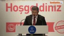 Erdoğan, Hattat Hasan Çelebiye Saygı Gecesine Katıldı