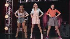 Violetta 3-Código Amistad - Camila, Violetta y Francesca