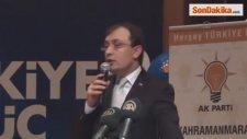 AK Parti Genel Başkan Yardımcısı Muş