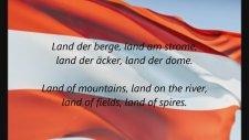 Avusturya Milli Marşı - Bundeshymne