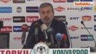Torku Konyaspor-Galatasaray Maçının Ardından