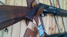 Carizma Arms Yarı Otomatik Av Tüfeği Deneme Atışları (24 Gr Züber)