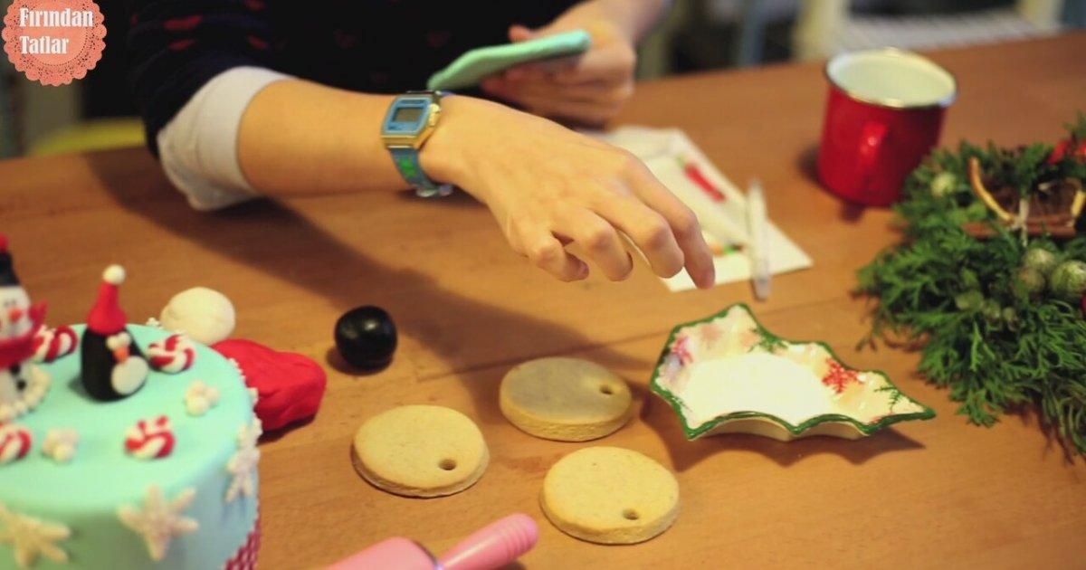 Şeker Hamuru İle Pasta Yapımı Marshmallowlu Videosu