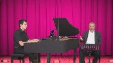 Ah Yalan Dünya Neşet Ertaş Türküleri Piyano Vokal Solist Misafir Sanatçı Müzisyen Piyanist Türkü Hd