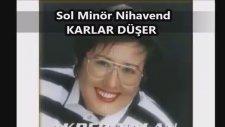 Karlar Düşer Sol Minör Nihavend Karaoke Md Altyapısı Şarkı Sözü