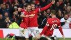 Manchester United 3-0 Liverpool - Maç Özeti (14.12.2014)