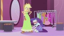 My Little Pony: Equestria Kızlar - Bu Bizim Büyük Bir Gece - Çizgi Film