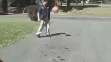 Basketbol Topunu Çok Şişirmenin Sonucu