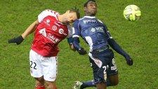 Reims 3-2 Evian - Maç Özeti (13.12.2014)