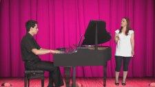 Senfonik Azeri Türküsü Yalgızam Yalgız Piyano Resital Yalnızım Yalnız O Ses Türkiye Tek Azarbeycan 1