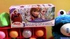 70 Sürpriz Yumurta Kutu Açılışı - Oyuncak Tanıtımı