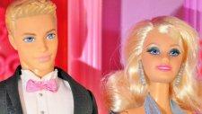 Barbie Keni Yemeğe Davet Ediyor - 1. Bölüm(Yemek Hazırlık) - Evciliktv Barbie Videoları