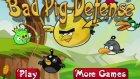 Domuz Angry Birds Vurma Oyunu Nasıl Oynanır