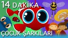 Kırmızı Balık Ve En Güzel Çocuk Şarkıları (14 Dakika) - Edis İle Feris