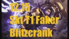 League Of Legends - Faker'dan Harika Blitz Oyunu