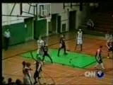 İnanılmaz Bir Basket Tam Çıkarken