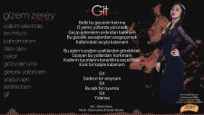 Gizem Zerey - Git