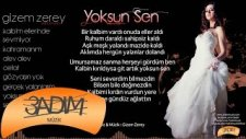 Gizem Zerey - Yoksun Sen (Official Lyric Video)