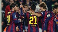 Barcelona 8-1 Huesca - Maç Özeti (16.12.2014)