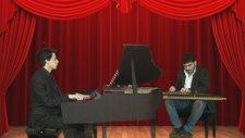 Melodik Harmandalı Fon Müziği Piyano Kanun Enstrumantal Folklor Solo Zeybekleri Zeybeki Düğün Eseri