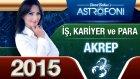 Akrep Burcu İşpara Ve Kariyer 2015 Astroloji Burç Yorumu