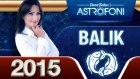 Balık Burcu 2015 Genel Astroloji Ve Burç Yorumu Videosu
