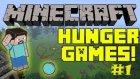 Minecraft Hunger Games #1 Gg Mi ??