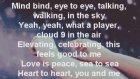 Anise K Ft Snoop Dogg  Walking On Air Lyrics