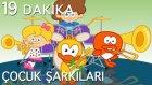 En Popüler 10 Çocuk Şarkısı - Çizgi Film - Okul Öncesi, Anaokulu Şarkıları