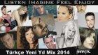 Türkçe Pop Yeni Yıl Mix 2014 / Yılbaşı Party Mix 2014 / Turkish Pop Music Mix 2014