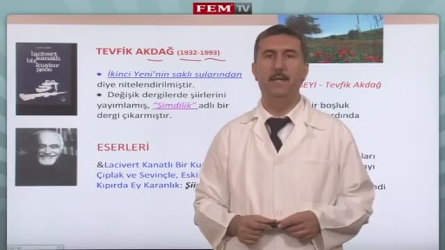 Cumhuriyet Donemi Turk Edebiyati Ikinci Yeni Siiri 3 Teknofem