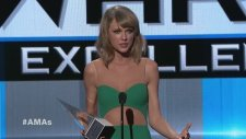 Taylor Swift - Dick Clark Award For Excellence (2014 American Music Awards)