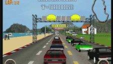 V8 Araba Yarışı Oyununun Oynanış Videosu